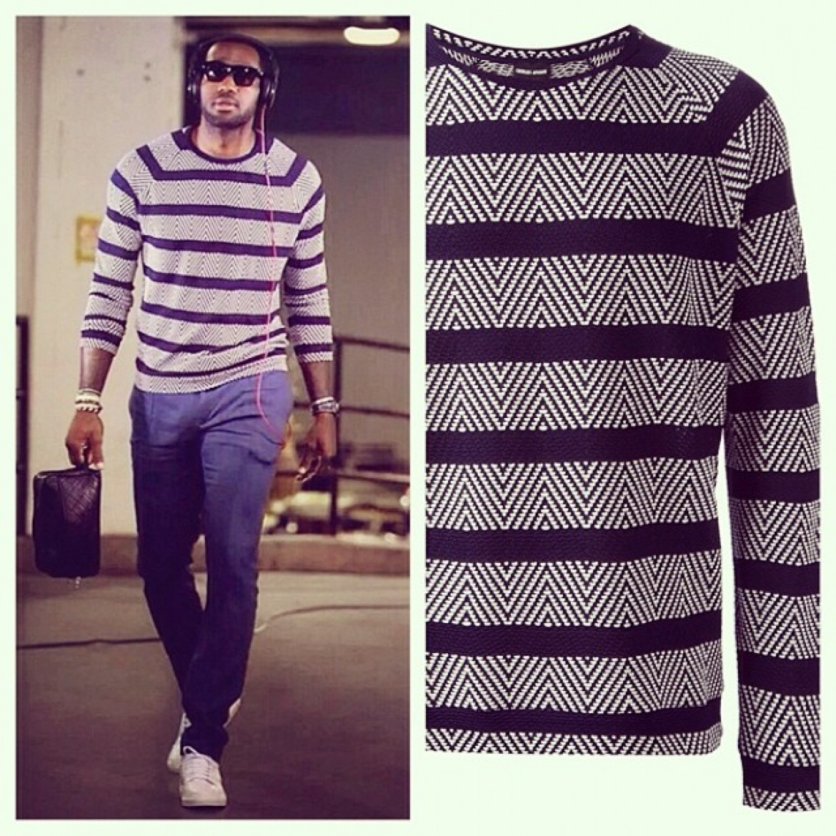 Lebron-James-Armani-Jacquard-Striped-Sweater-1170x500