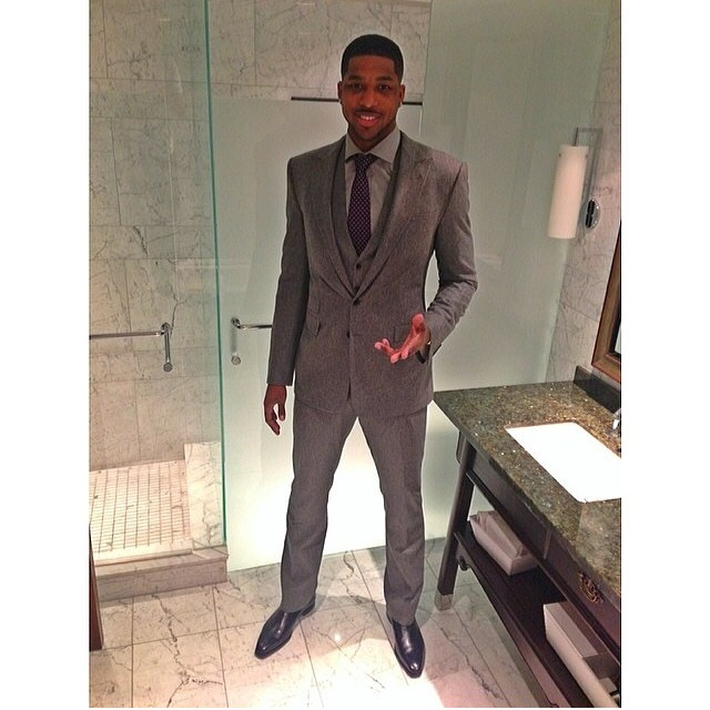 Tristan thompson marcus paul for Style at home instagram