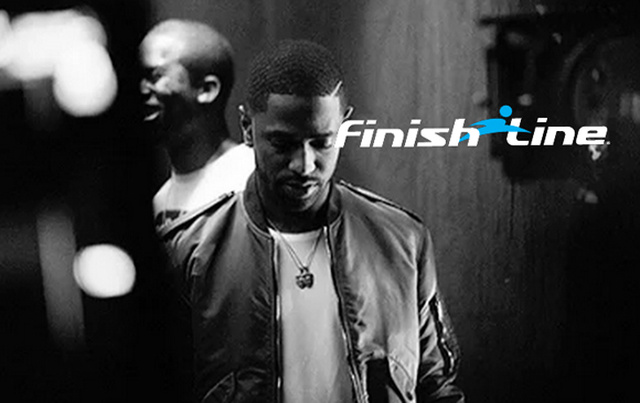 Epic Finish, Finish Line Commercial