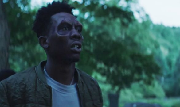 "Desiigner ""Zombie Walk"" Music Video"