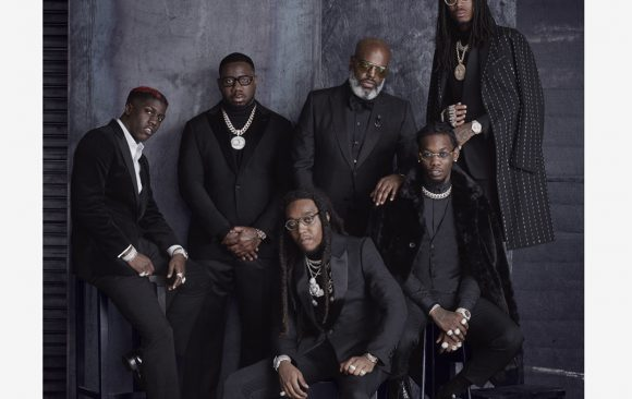 Complex: Quality Control Cover Shoot